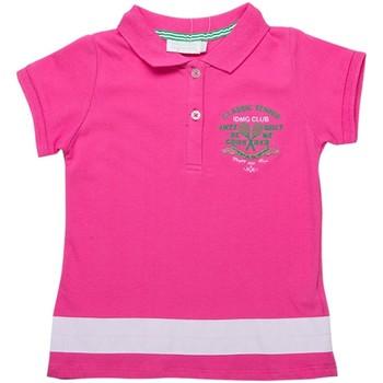 Vêtements Fille T-shirts manches courtes Interdit De Me Gronder Divina Fuschia