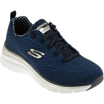 Chaussures Femme Baskets basses Skechers FASHION FIT STATEMENT PIECE Baskets basses