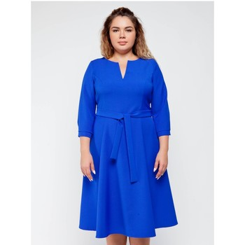 Vêtements Femme Robes longues Trand By Grandua Robe de cocktail model 109940 bleu