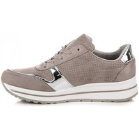Chaussures Femme Baskets basses Zoki Baskets Mode  NB156G CNBNB156G Szary - Gris