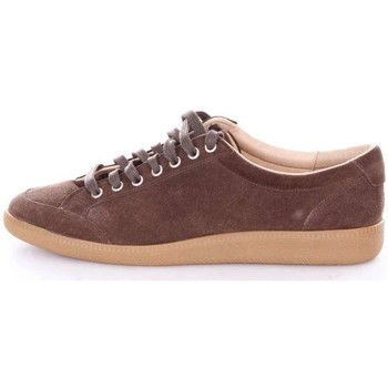 Chaussures Homme Baskets basses Borrelli CAMOSCIO Sneakers Homme marron marron