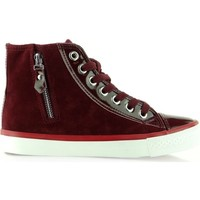 Chaussures Femme Baskets montantes Inello Baskets model 44659 rouge