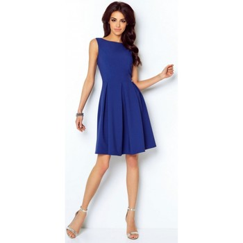 Vêtements Femme Robes longues Ivon Robe de cocktail model 116125 bleu
