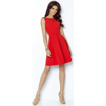Vêtements Femme Robes longues Ivon Robe de cocktail model 116126 rouge