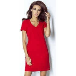 Vêtements Femme Robes courtes Ivon Robe de cocktail model 103073 rouge