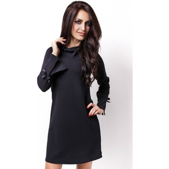 Vêtements Femme Robes courtes Ivon Robe de cocktail model 86962 noir
