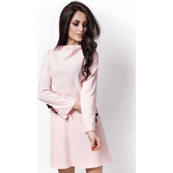 Vêtements Femme Robes courtes Ivon Robe de cocktail model 86961 rosé