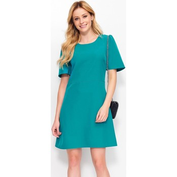 Vêtements Femme Robes courtes Makadamia Robe de cocktail model 113416 vert