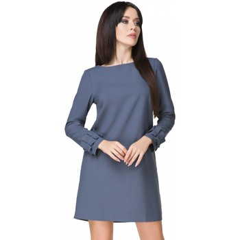 Vêtements Femme Robes courtes Tessita Robe de cocktail model 93578 bleu