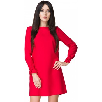 Vêtements Femme Robes courtes Tessita Robe de cocktail model 93584 rouge