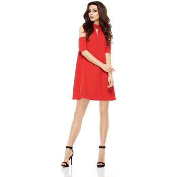 Vêtements Femme Robes courtes Lemoniade Robe de cocktail model 114656 rouge