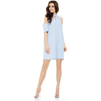 Vêtements Femme Robes longues Lemoniade Robe de cocktail model 114658 bleu