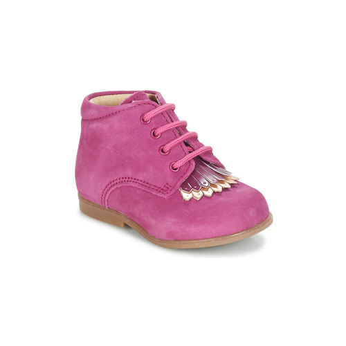 Chaussures Fille Lily Fuchsia Boots André EYD9WH2I