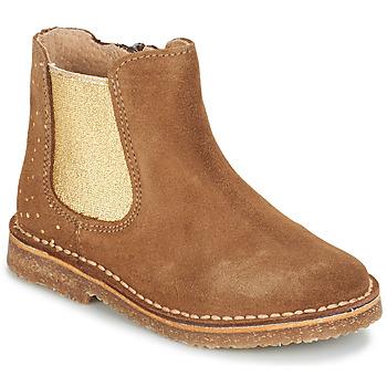 André Enfant Boots   Cannelle