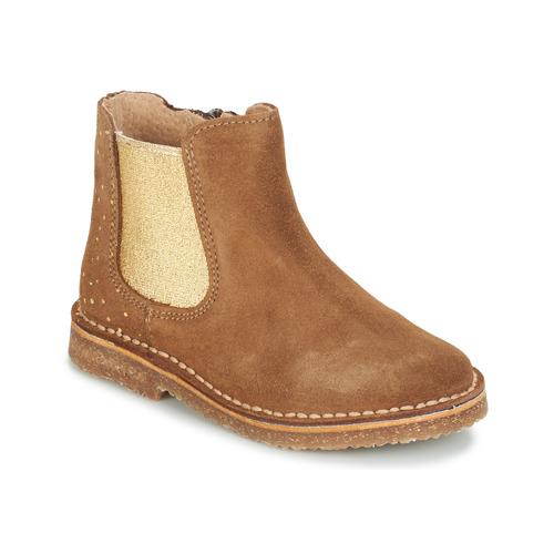 a743b66b93a489 André CANNELLE Camel - Livraison Gratuite | Spartoo ! - Chaussures ...