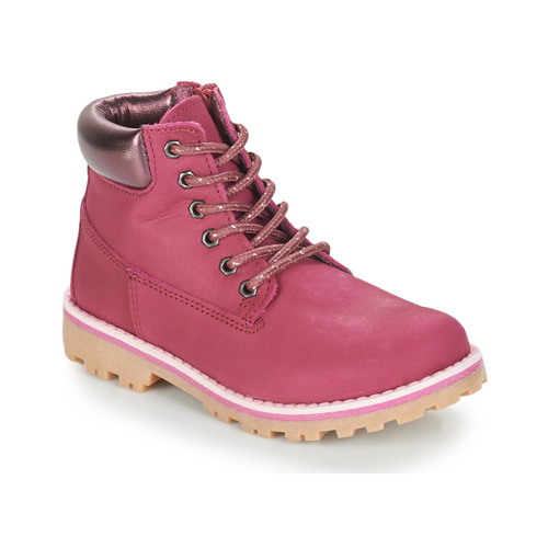 Boots Chaussures André Fille Alma Fuchsia jqULSMzpGV