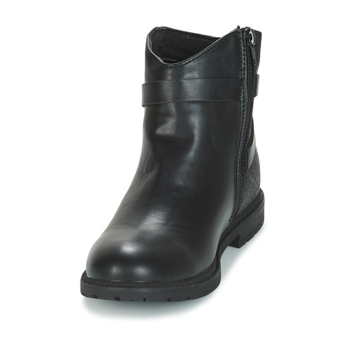 André Loelie Chaussures Noir Boots Fille N08nwPyvOm