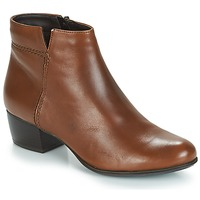 Chaussures Femme Bottines André PRIME Marron