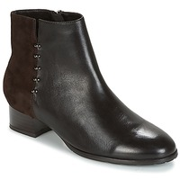 Chaussures Femme Boots André CARLA Marron
