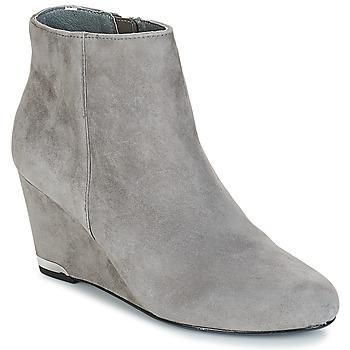 Chaussures Femme Bottines André NOEMIE Gris