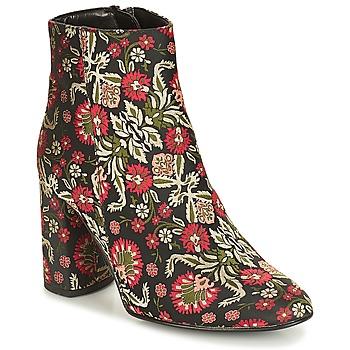 82e671251d41ed Chaussures Femme Bottines André REQUIEM Multicouleurs