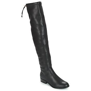 Chaussures Femme Cuissardes André MARGOT Noir