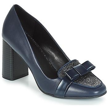 Chaussures Femme Escarpins André EDITHA Marine