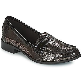 Chaussures Femme Mocassins André JUPITER Or