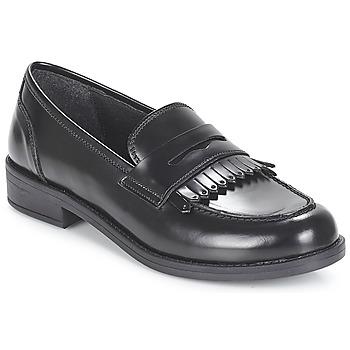 Chaussures Femme Mocassins André MAEVA Noir