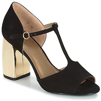 Chaussures Femme Sandales et Nu-pieds André ELEONORE Noir