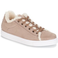 Chaussures Femme Baskets basses André AWASSI Beige