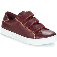 Chaussures Femme Baskets basses André CRICKET Bordeaux