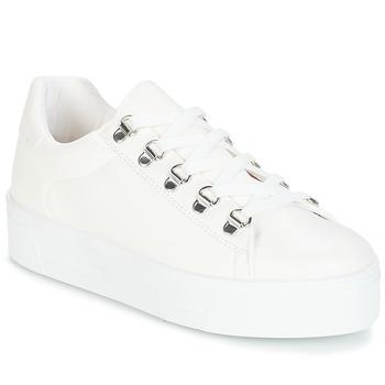 Chaussures Femme Baskets basses André CROCHET Blanc