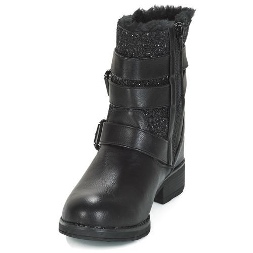 BRIGITTE André boots femme noir