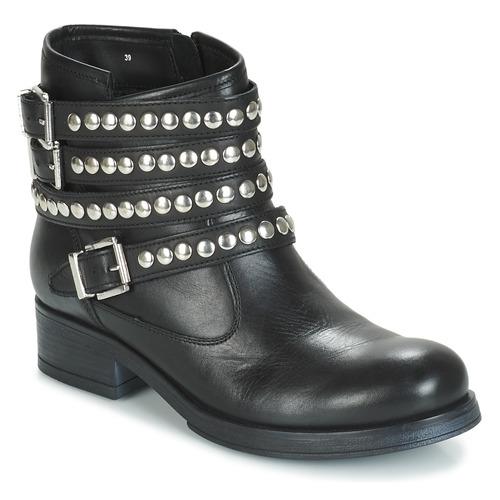 Chaussures Femme Boots André OFELIA Noir