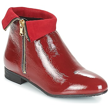 Chaussures Femme Boots André PIMENTO Rouge
