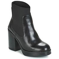 Chaussures Femme Bottines André JESSICA Noir