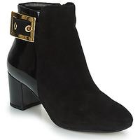 Chaussures Femme Bottines André ESSRA Noir