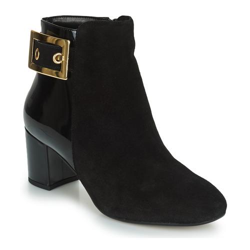 André Bottines Essra Noir Chaussures Femme YD9WH2EI