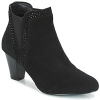 Chaussures Femme Boots André BRITANIE Noir