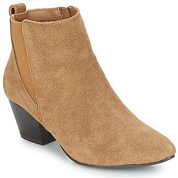 Chaussures Femme Bottines André CALIMITY Beige
