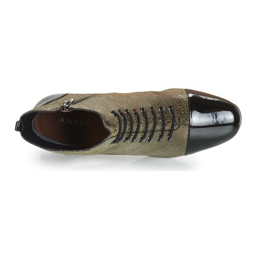Bottines Conga Kaki Chaussures Femme André OPuTXZki