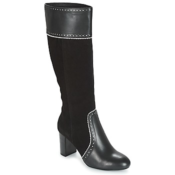 Chaussures Femme Bottes ville André DOLORES Noir