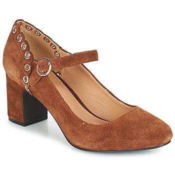 ef519197786a02 Chaussures Femme marron - Livraison Gratuite | Spartoo !