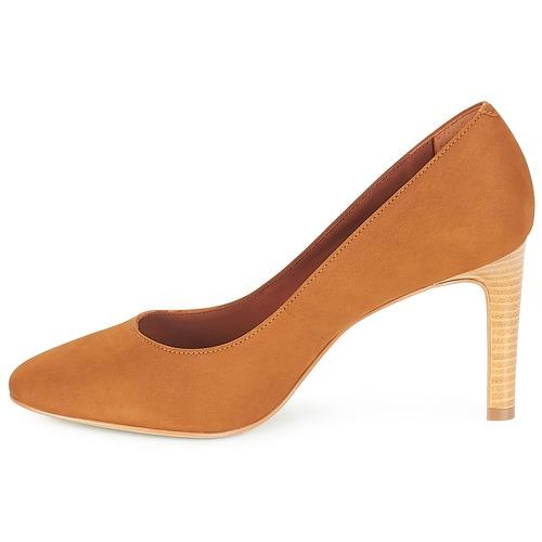 Manuela Femme André Chaussures Camel Escarpins QrshBCotdx