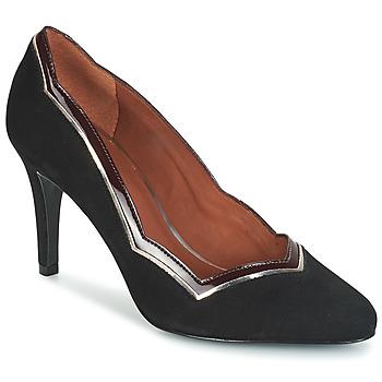 Chaussures Femme Escarpins André PIERA Noir