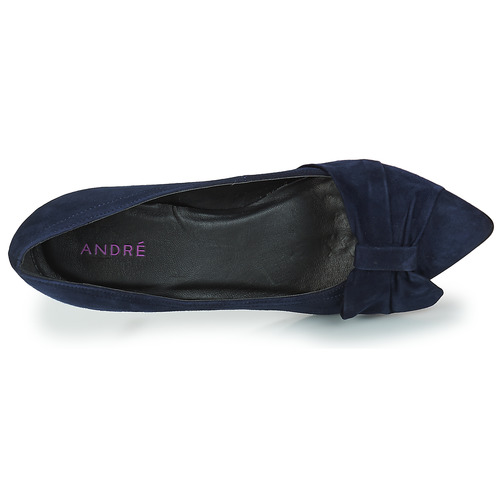 Swan André Escarpins Chaussures Femme Bleu oxBdCe