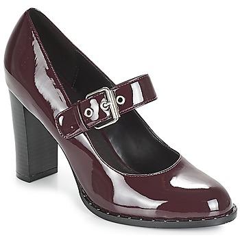 Chaussures Femme Escarpins André JENNA Rouge