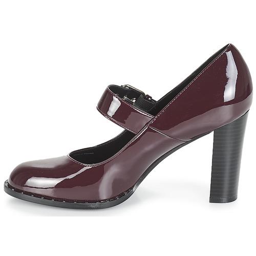 Jenna Chaussures André Femme Escarpins Rouge iZPkXTOu