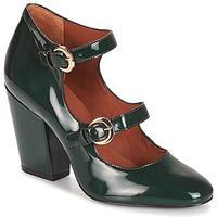 Chaussures Femme Escarpins André ANTONELLA Vert